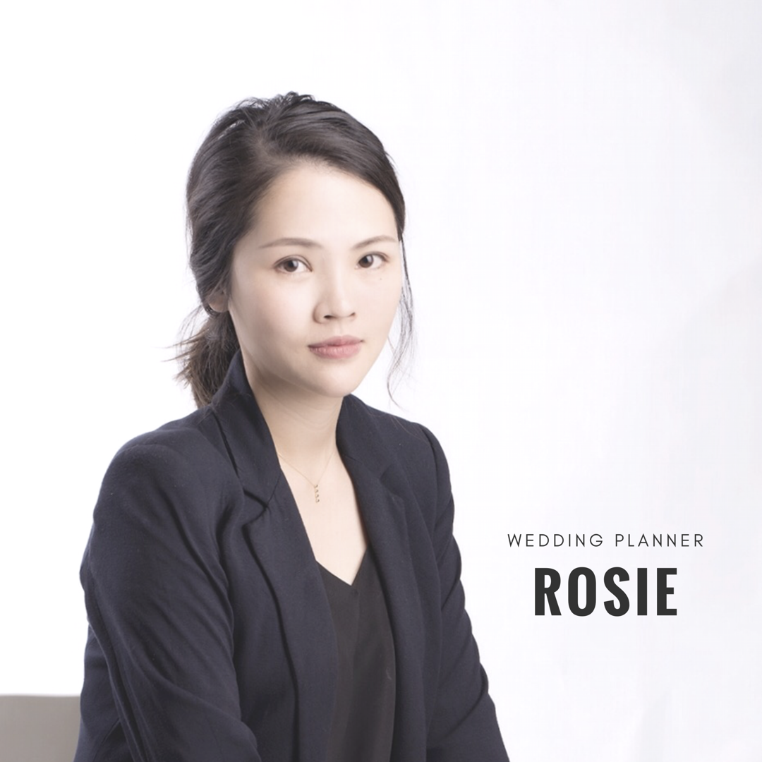 wedding planner Rosie
